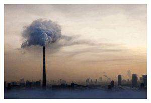 smog w chinach